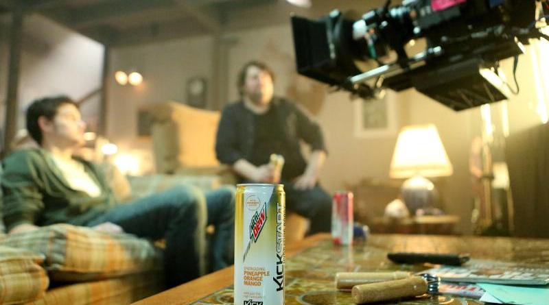 Mountain Dew Behind The Scenes