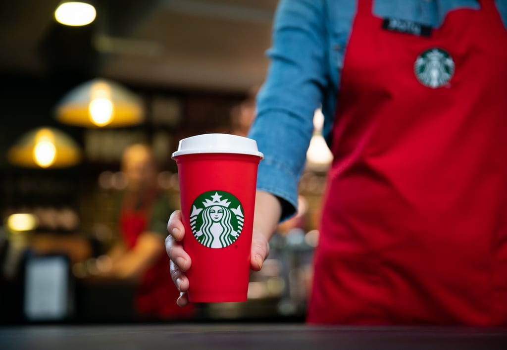 Starbucks Holiday Cups for 2018 Arriving Soon – Get Your Reusable Red Cup