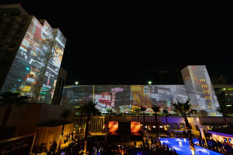 SAHARA Las Vegas - Bryan Steffy