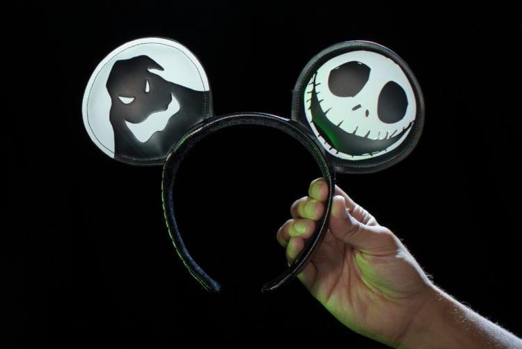 Halloween Time – Jack Skellington Headband