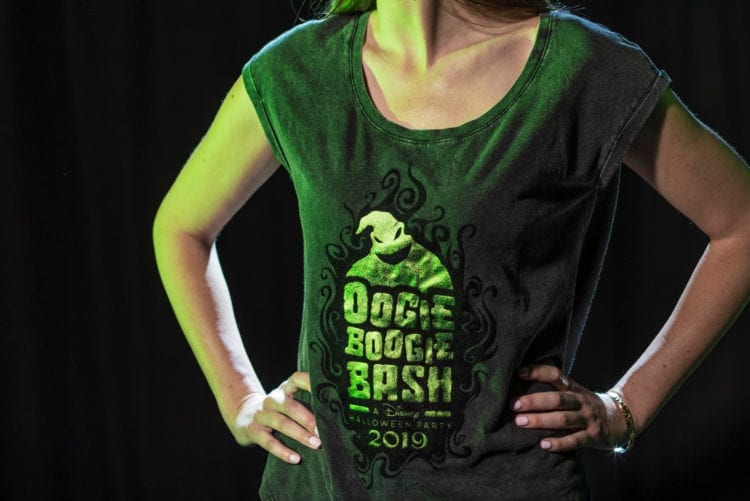 Halloween Time – Oogie Boogie Bash Women's Tee