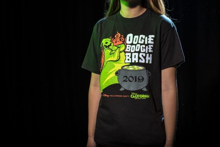 Halloween Time – Oogie Boogie Bash Youth Tee