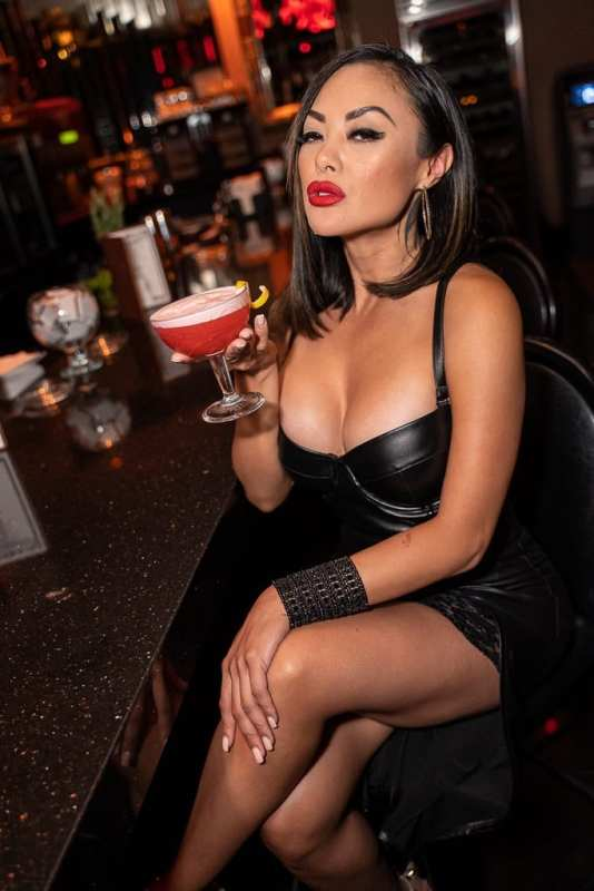 Kaylani Lei at Crazy Horse 3 Craft Cocktail Bar