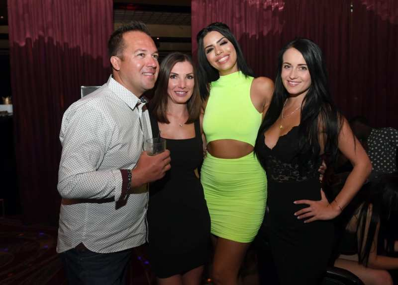 Larissa Lima Posing with Fans