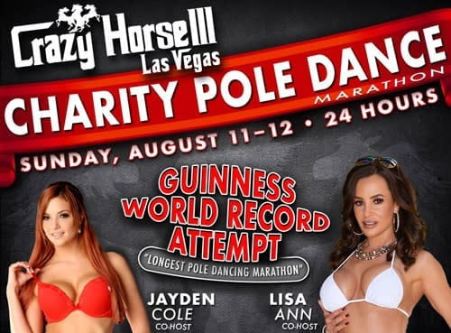 Lisa Ann & Jayden Cole at Crazy Horse III