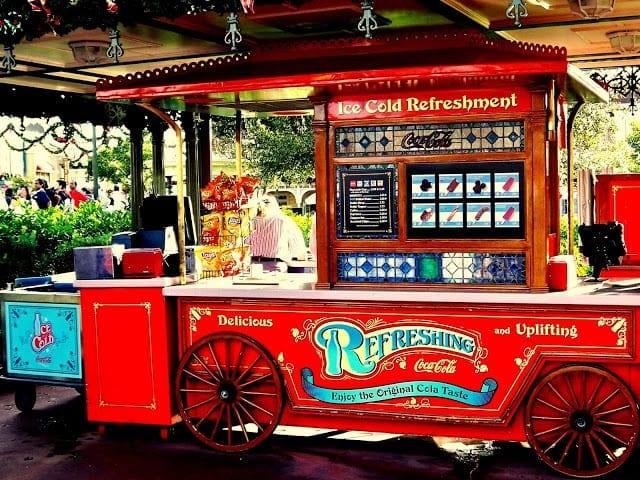 Magic Kingdom Coca-Cola