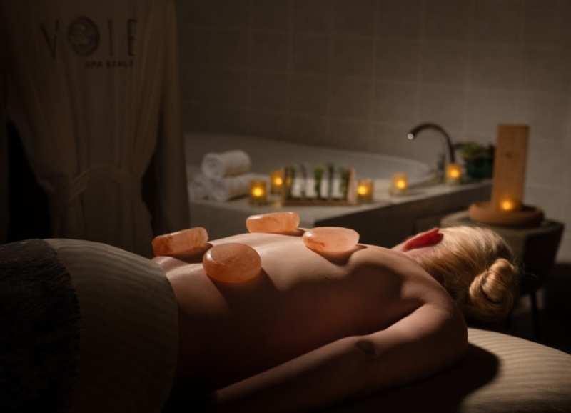 Paris Las Vegas - Voie Spa & Salon - Salt Stone Massage