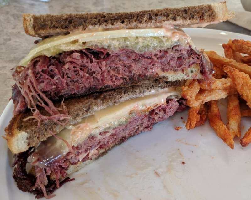 Reuben at Served