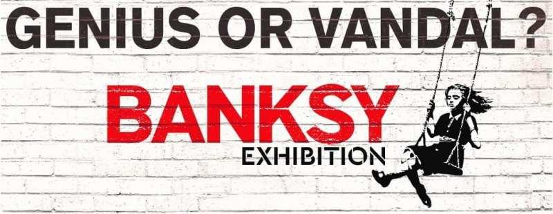 BANKSY GENIUS OR VANDAL