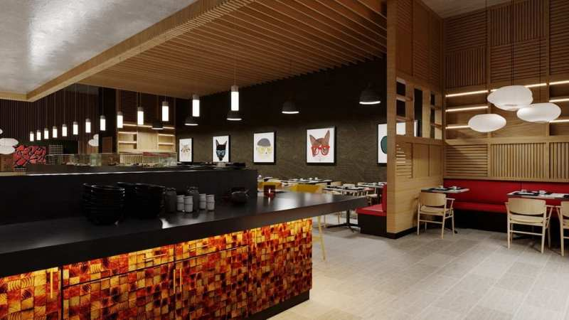 8 East inside Circa Resort & Casino
