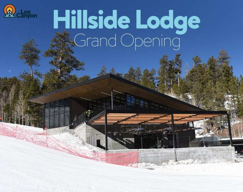 Lee Canyon's Hillside Lodge Grand Opening
