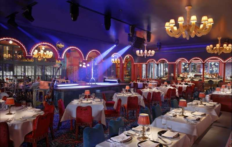 The Mayfair Supper Club at Bellagio