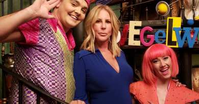 Vicki Gunvalson attends Opium at The Cosmopolitan