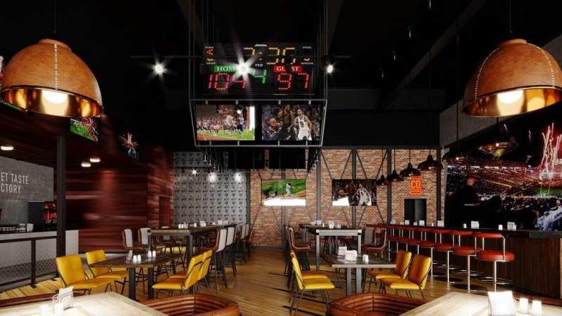 Victory Burger & Wings Co. at Circa Resort & Casino