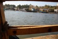 On the Jetty to Manori