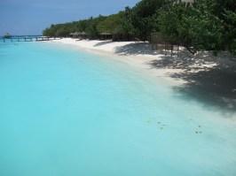Beautiful Reethi Beach
