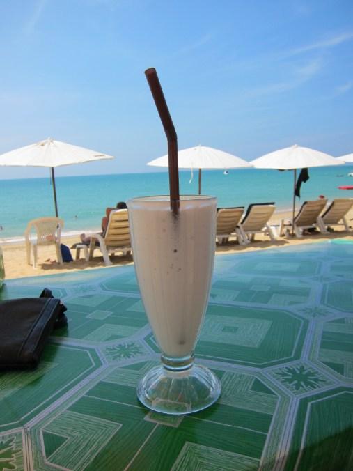 Tonson Coconut Milkshake