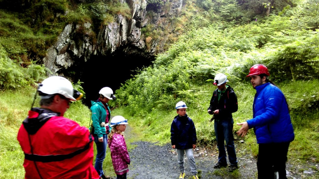 Victorian Mine Tour at Dolaucothi Gold Mine, Carmarthenshire; from a travel blog by www.traveljunkiegirl.com