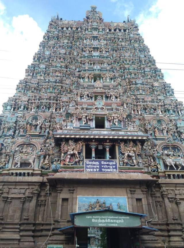 मीनाक्षी मंदिर, मदुरै