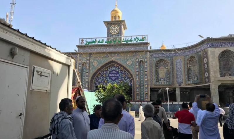 मशहद...ईरान में एक ऐतिहासिक जगह।