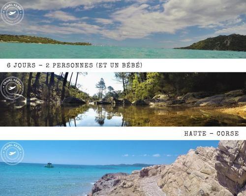 Planning Haute Corse Travelkeasy