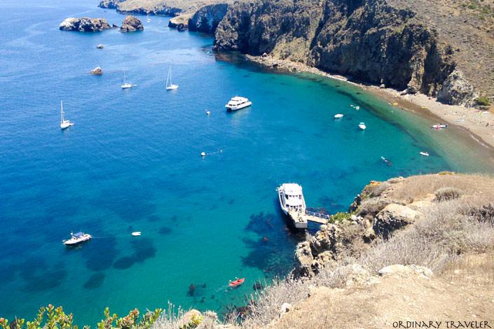 سواحل كاليفورنيا