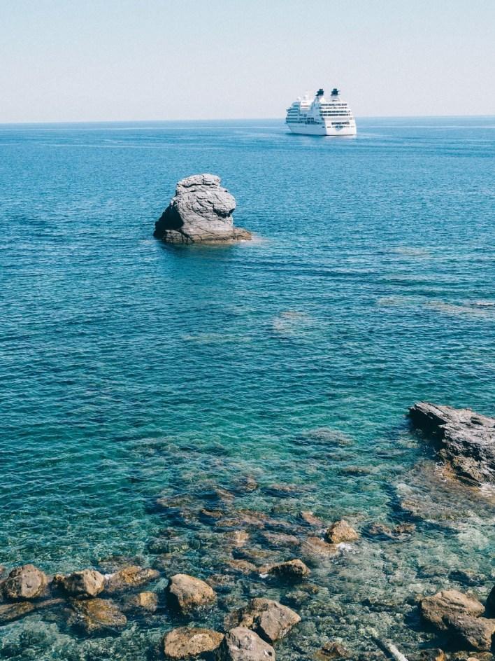 جزيرة سكيبلوس اليونانية