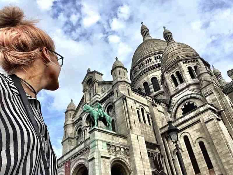 القلب المقدس في باريس
