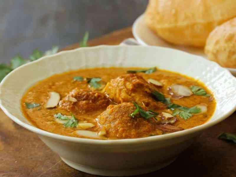المأكولات الهندية