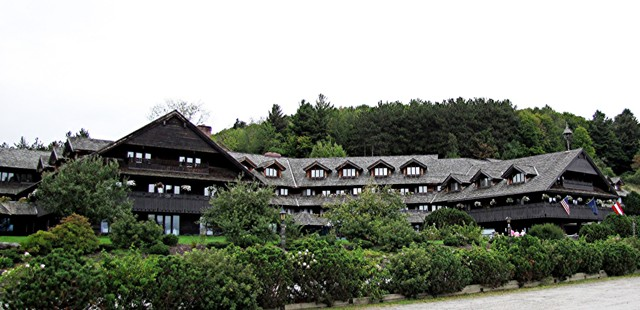 Trapp Family Lodge, courtesy of Trapp Family Lodge