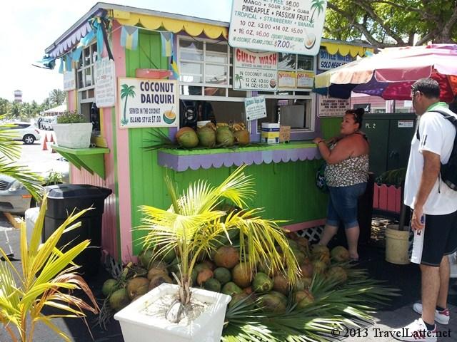 Daiquiri Shack-Bahamas