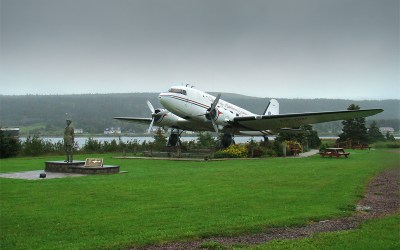 Harbour Grace & Amelia Earhart Monument, Wikimedia Commons