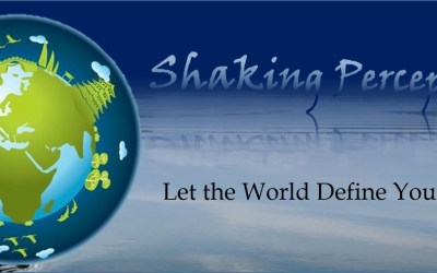 Banner: Shaking Perceptions