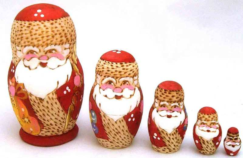christmas traditions in russia cards