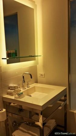 W Chicago Lakeshore Hotel Room via @TravelLatte.net