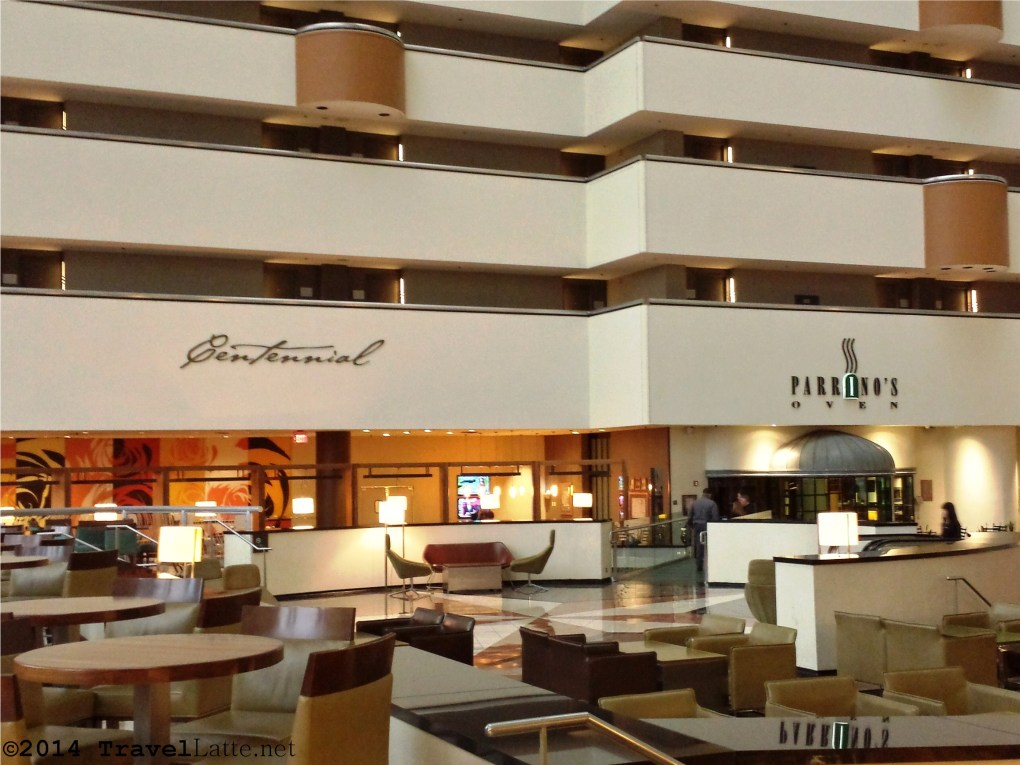 Lobby Restaurants