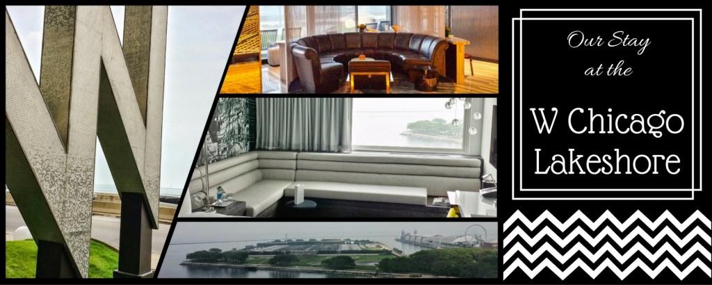 W Chicago Lakeshore Hotel Review via @TravelLatte.net