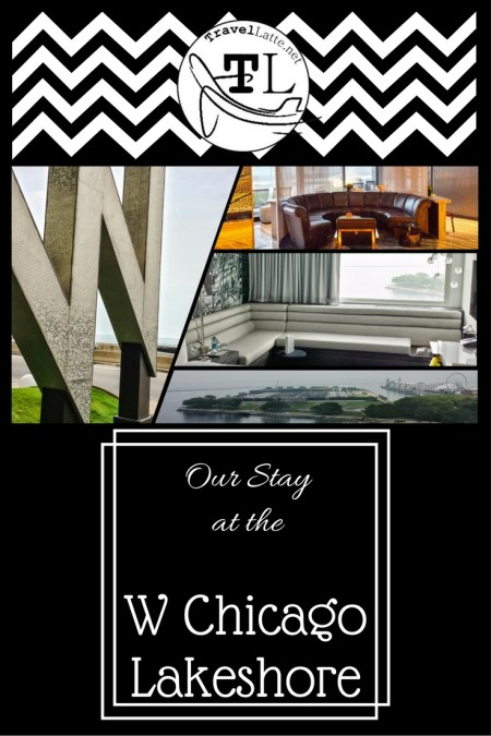 W Chicago Lakeshore Hotel Review via @TravelLatte.net
