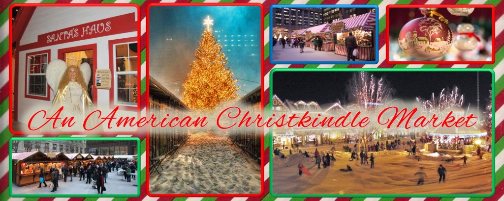 An American Christkindl Market via @TravelLatte.net