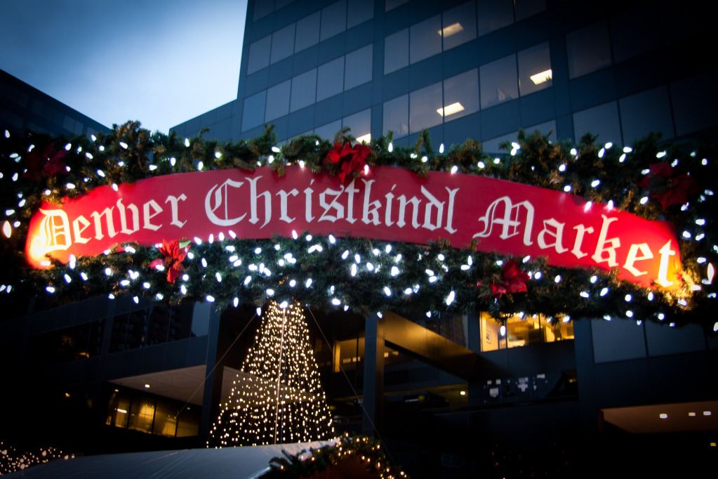 An American Christkindl Market: Denver Christkindlmarket via @TravelLatte.net