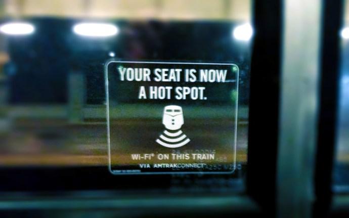 Amtrak Wi-Fi
