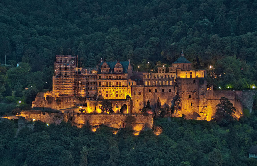 Photo: Heidelberg Castle