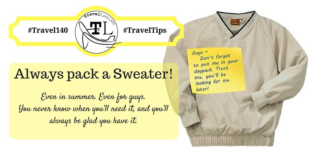#Travel140 Travel Tips via @TravelLatte.net