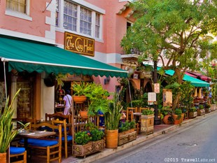 Exploring Iconic Miami Beach Destinations - The Clay Hotel on Espanola Way