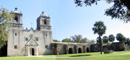 Photo: Mission Concepcion