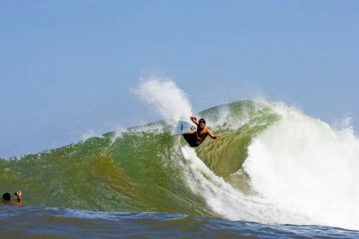 Surfing Rincon Puerto Rico