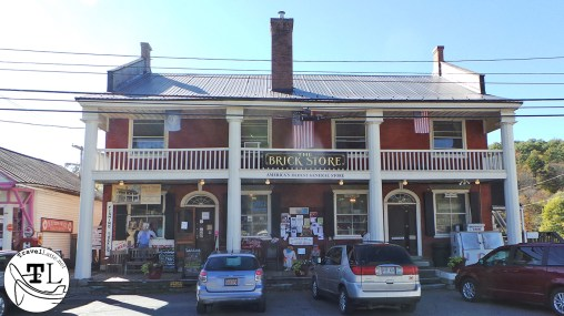 The Brick Store in Bath NH