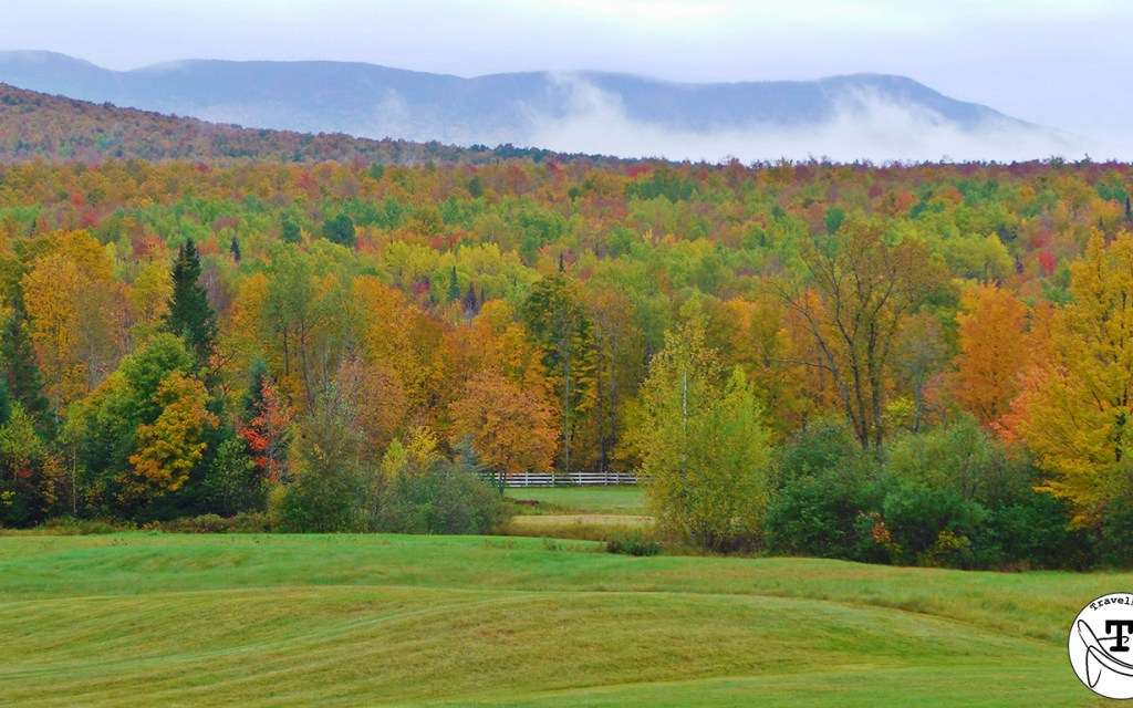 Autumn Color Across America - Craford Notch via @TravelLatte.net