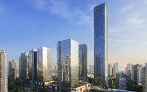 Photo: Shenzhen Marriott Hotel Nanshan