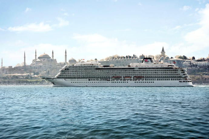 Photo: Viking Star in Instanbul